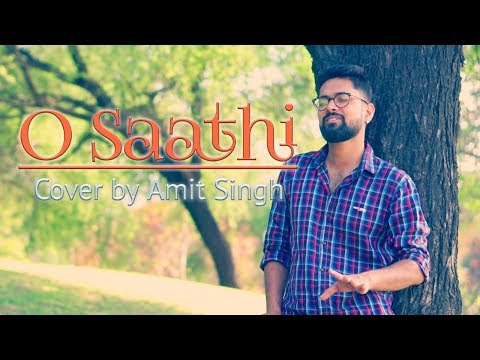 O SAATHI   BAAGHI 2   COVER BY AMIT SINGH