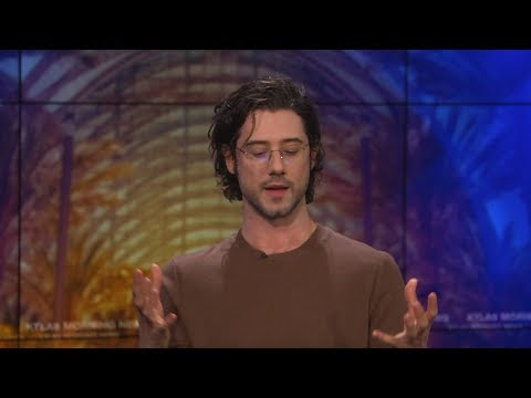 Hale Appleman Gives Anchoring a Shot & Talks