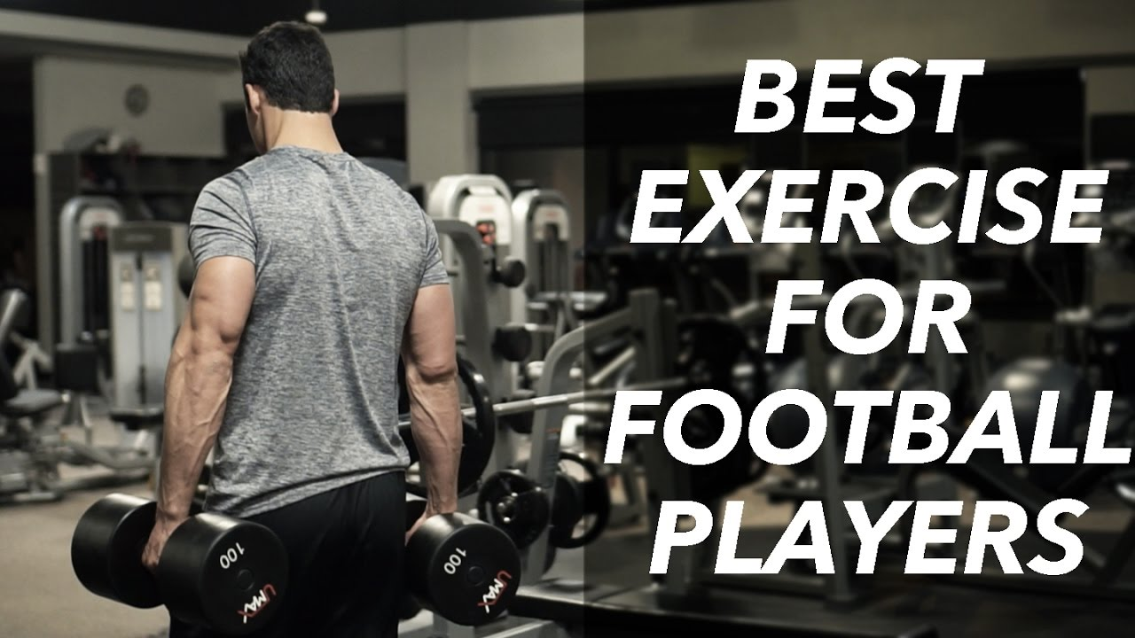 Best Exercise for Football Players [Improve Grip Strength with Farmer  Walk's]