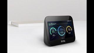 نظرة على جديد HTC:أقوى مودم ممكن تشوفه! ونظارات جديدة!
