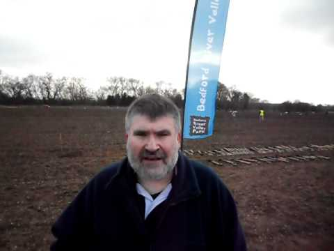 Mayor Dave Hodgson Talks About the Bedford River Valley Park Project at Public Planting Event