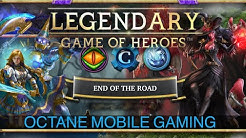 Legendary game of heroes - End of the Road Deck Release