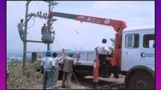 UNIC Truck Crane