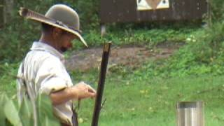 Muzzleloading Shoot at Friendship Indiana