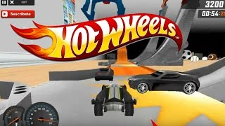 Juego de Autos 103: Hot Wheels Track Builder 2017