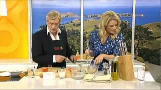 William Roache Flirts with Jeanette Thomas on Good Morning NZ HD