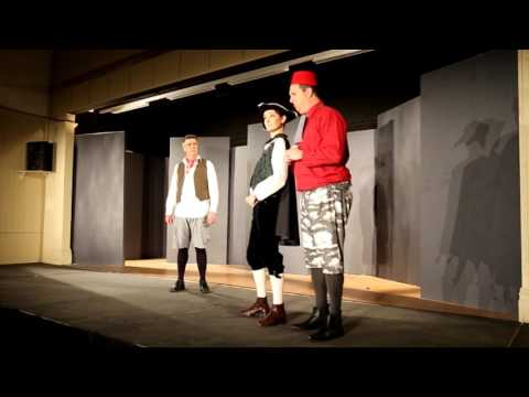 Servant Of Two Masters, By Playwright Carlo Goldoni