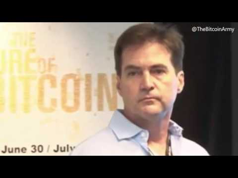 Craig Wright Asked About Why The Fake Satoshi Proof