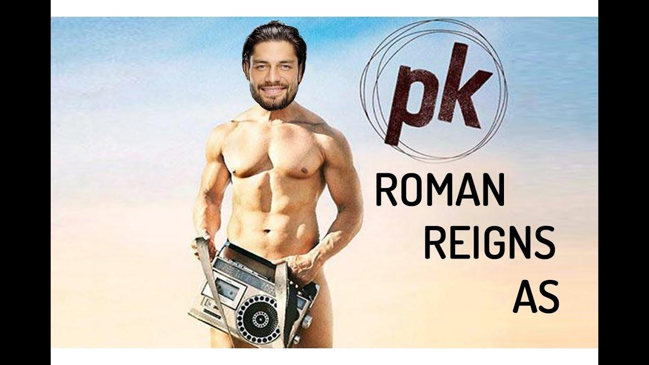 Roman Reigns in PK | Trailer Spoof | Movie Spoof | Aamir Khan | Anushka Sharma