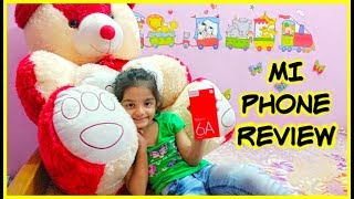 Redmi 6A Budget Phone - Unboxing and Full Review