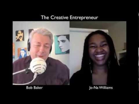 Jo-Na Williams, Entertainment Attorney, Artist Advocate - Creative Entrepreneur #019