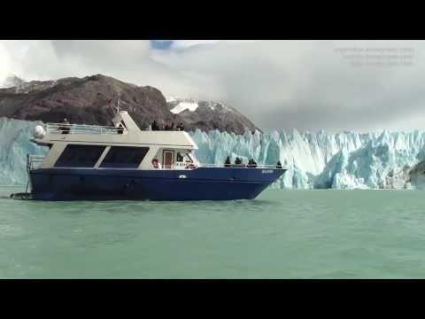 Glacier O'Higgins, route australe chilienne - Carretera austral, Patagonie, Chili