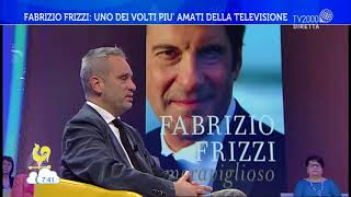 Fabrizio Frizzi: sono felice di quello che ho vissuto