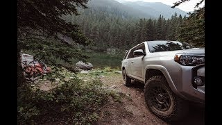 Truck Camping in the Toyota 4Runner, Our Montana Adventure!!