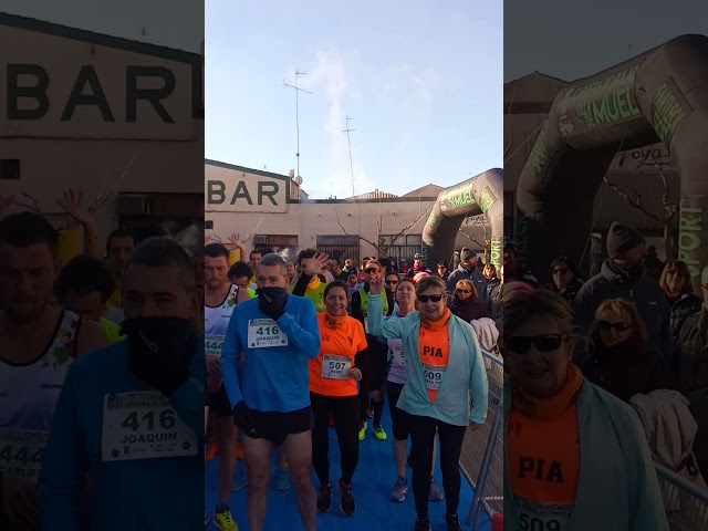 XI Carrera Popular Muel Salida 2 (2020)