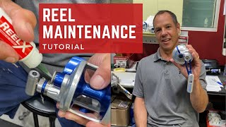 Fishing Reel Maintenance | How To Properly Lube Your Reel After Fishing!