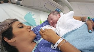 ולוג לידה ❤ מיילו