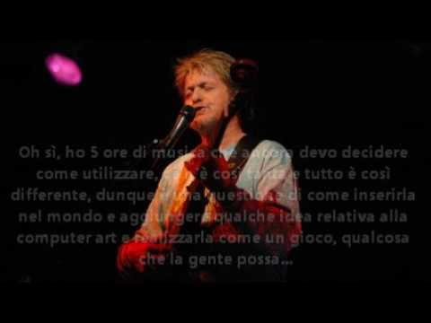 Interview with Jon Anderson (YES) 2017 - Mystery Tour Radio Show