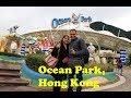 One Day Visit to Ocean Park (Highlights), Hong Kong
