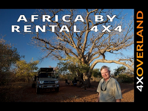 GET ME OUTTA HERE. Africa by Rental 4x4 1/6. Andrew St Pierre White