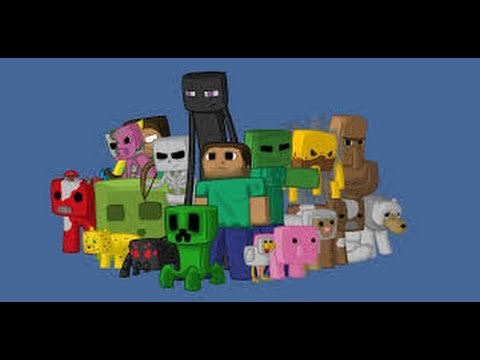 Minecraft Cracked Super Smash Bros