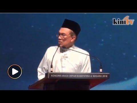Anwar beri amaran akan bersama pembangkang jika...