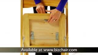 Hercules Wooden Folding Chair (xf-2903-nat-wood-gg)