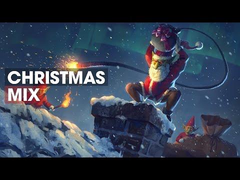 CHRISTMAS DUBSTEP MIX 2015