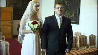 Wedding in castle Orlik nad Vltavou (Шато Орлик,Orlik Chateau )