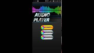 All Mp3 Music Player (Audio Player)