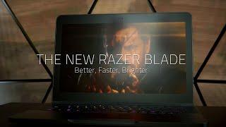 رسميا مواصفات وسعر حاسوب الألعاب Razer Blade 2016 - أخبار ترايدنت التقنية