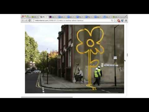 2nd Conditional, Art & Literature, Banksy