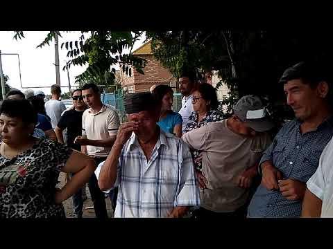 Олег Шеин на встрече в Татарской Башмаковке ч.3