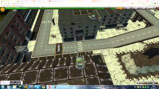 Tanki online-parkour level 3[№12]