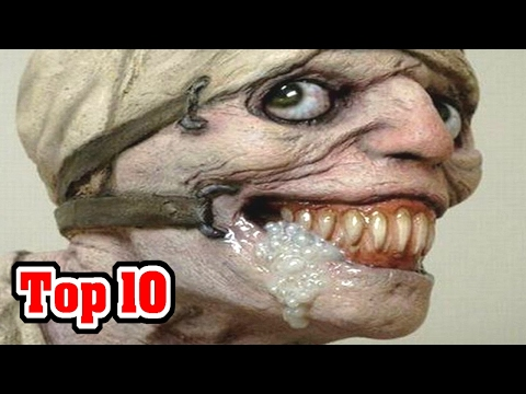 Thumbnail: TOP 10 MOST CREEPY PHOTOS FOUND ONLINE