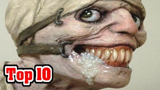 TOP 10 MOST CREEPY PHOTOS FOUND ONLINE