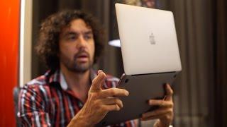 MacBook Pro s Touch Bar - Unboxing a první pocity