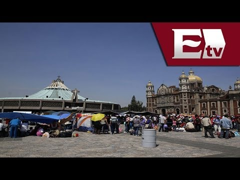 Peregrinacion al Santuario de Guadalupe 2012 Promociones