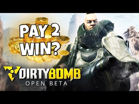 P2W - Dirty Bomb - Is it pay to win?