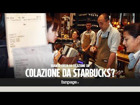 Attesa di un'ora per entrare da Starbucks a Milano: ma quanto costa la colazione?