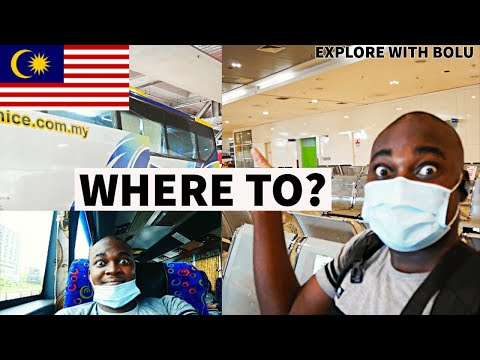 Leaving KL for a Beautiful Malaysian State - Where is that? | Traveling Malaysia Vlog