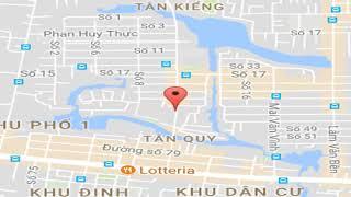Nhà Mặt Tiền Đường 37, Tân Quy, 1 Trệt 1 Lửng 1 Lầu, Dt 4X20M, 3Pn, 3Wc, 17Tr/th