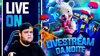 LIVESTREAM: FORTNITE COM AMIGOS | AM3NlC