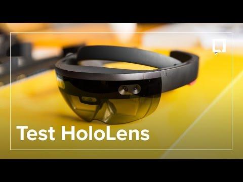 Testujemy Microsoft HoloLens! Pierwsze wrażenia Spider