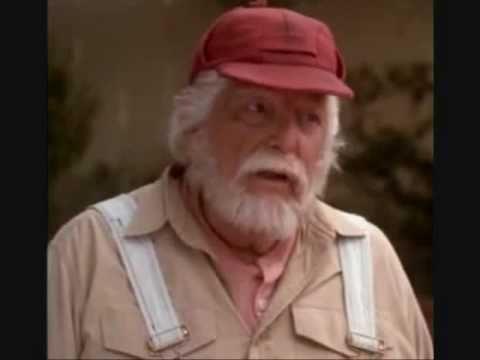 Denver Pyle as frank hamer