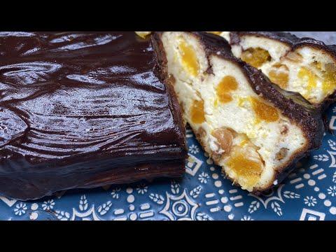 Львовский сырник Обалденное сочетание творога и шоколада