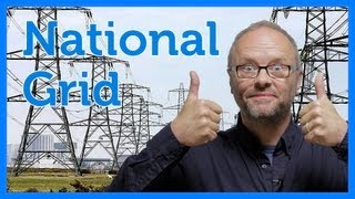 National Grid in 60 Seconds | Fully Charged