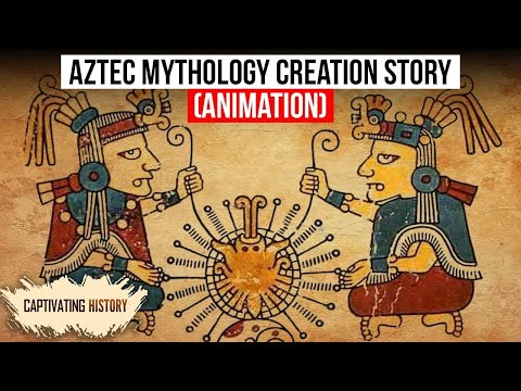 Aztec Mythology Creation Story Explained in Animation