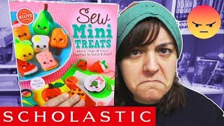 DON'T BUY? 9 REASONS Scholastic's Klutz Sew Mini Treats Felt is NOT worth it SaltEcrafter #11
