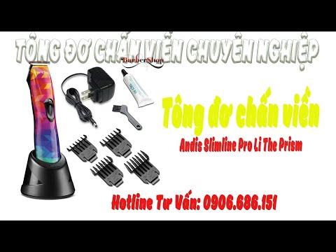 Nhá Hàng Tông đơ chấn viền Andis Slimline Pro Li The Prism - Codos Việt Nam